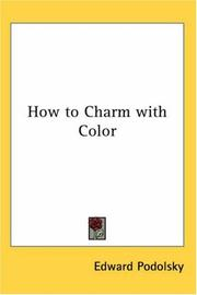 Cover of: How to Charm with Color