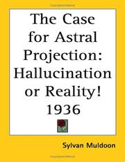 Cover of: The Case for Astral Projection