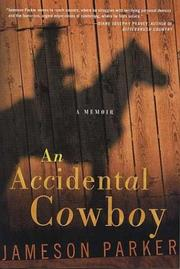 Cover of: An accidental cowboy
