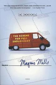 Cover of: The scheme for full employment