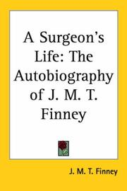 Cover of: A Surgeon's Life