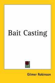 Cover of: Bait Casting