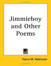 Cover of: Jimmieboy and Other Poems