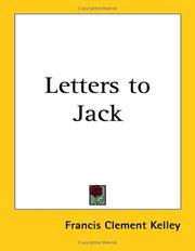 Cover of: Letters to Jack