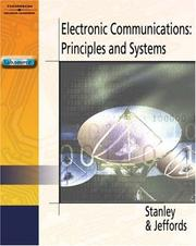 Cover of: Electronic communications