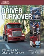 Cover of: True stories of driver turnover | Stan Poduch
