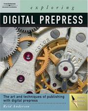 Cover of: Exploring Digital PrePress (Exploring (Delmar))