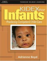 Cover of: KIDEX For Infants
