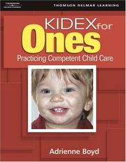 Cover of: KIDEX for One's