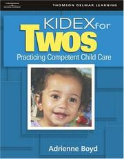 Cover of: KIDEX For Two's