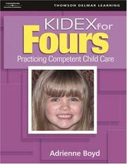 Cover of: KIDEX For Four's