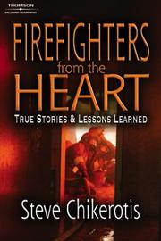 Cover of: Firefighters from the Heart