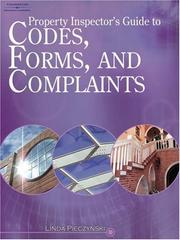 Cover of: Property Inspector's Guide to Codes, Forms, and Complaints