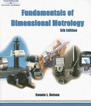Cover of: Fundamentals Of Dimensional Metrology