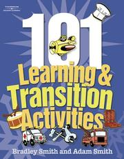 Cover of: 101 Learning and Transition Activities