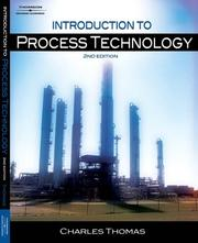 Cover of: Introduction to Process Technology