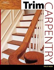 Cover of: Trim Carpentry