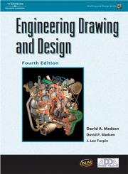 Cover of: Engineering drawing & design | David A. Madsen