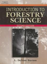 Cover of: Introduction to Forestry Science