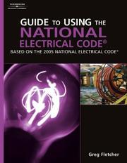 Cover of: Guide To Using The National Electric Code