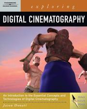 Cover of: Exploring Digital Cinematography
