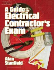 Cover of: A Guide to the Electrical Contractor's Exam