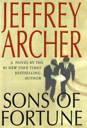 Cover of: Sons of fortune