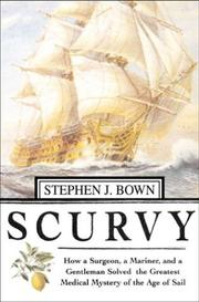 Cover of: Scurvy | Stephen Bown