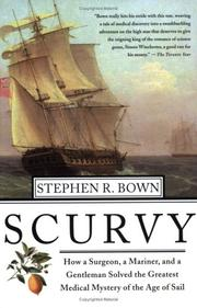 Scurvy by Stephen Bown