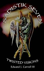 Cover of: Sadistik Seven - Twisted Visions
