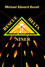 Cover of: RESCUE DELTA NINER
