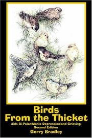 Cover of: Birds From the Thicket