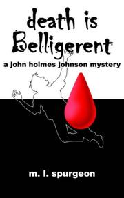 Cover of: death is Belligerent
