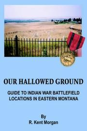 Cover of: Our Hallowed Ground