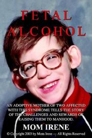 Cover of: FETAL ALCOHOL