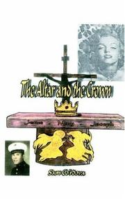 Cover of: THE ALTAR AND THE CROWN