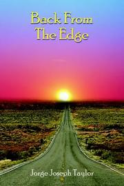 Cover of: Back From The Edge