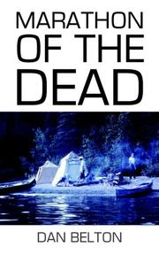 Cover of: MARATHON OF THE DEAD