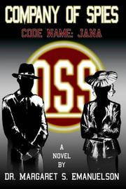 Cover of: Company of Spies: Code Name