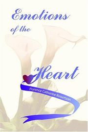 Cover of: Emotions of the Heart