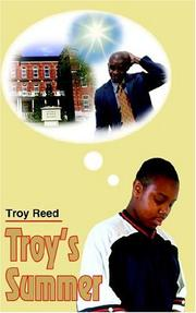 Cover of: Troy's Summer
