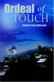 Cover of: Ordeal of Touch