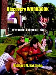 Cover of: Discovery WORKBOOK