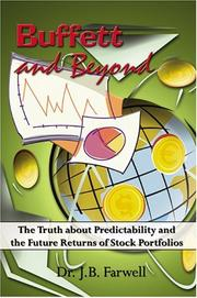Cover of: Buffett and Beyond