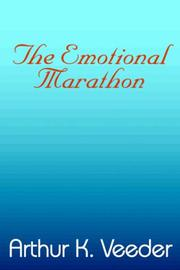 Cover of: The Emotional Marathon