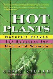 Cover of: Hot plants | Christopher Kilham