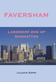 Cover of: Faversham - Landmark Dog of Manhattan