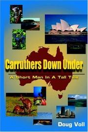 Cover of: Carruthers Down Under
