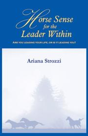 Cover of: Horse Sense for the Leader Within