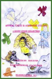 Cover of: Animal Tales & Alphabet Colors